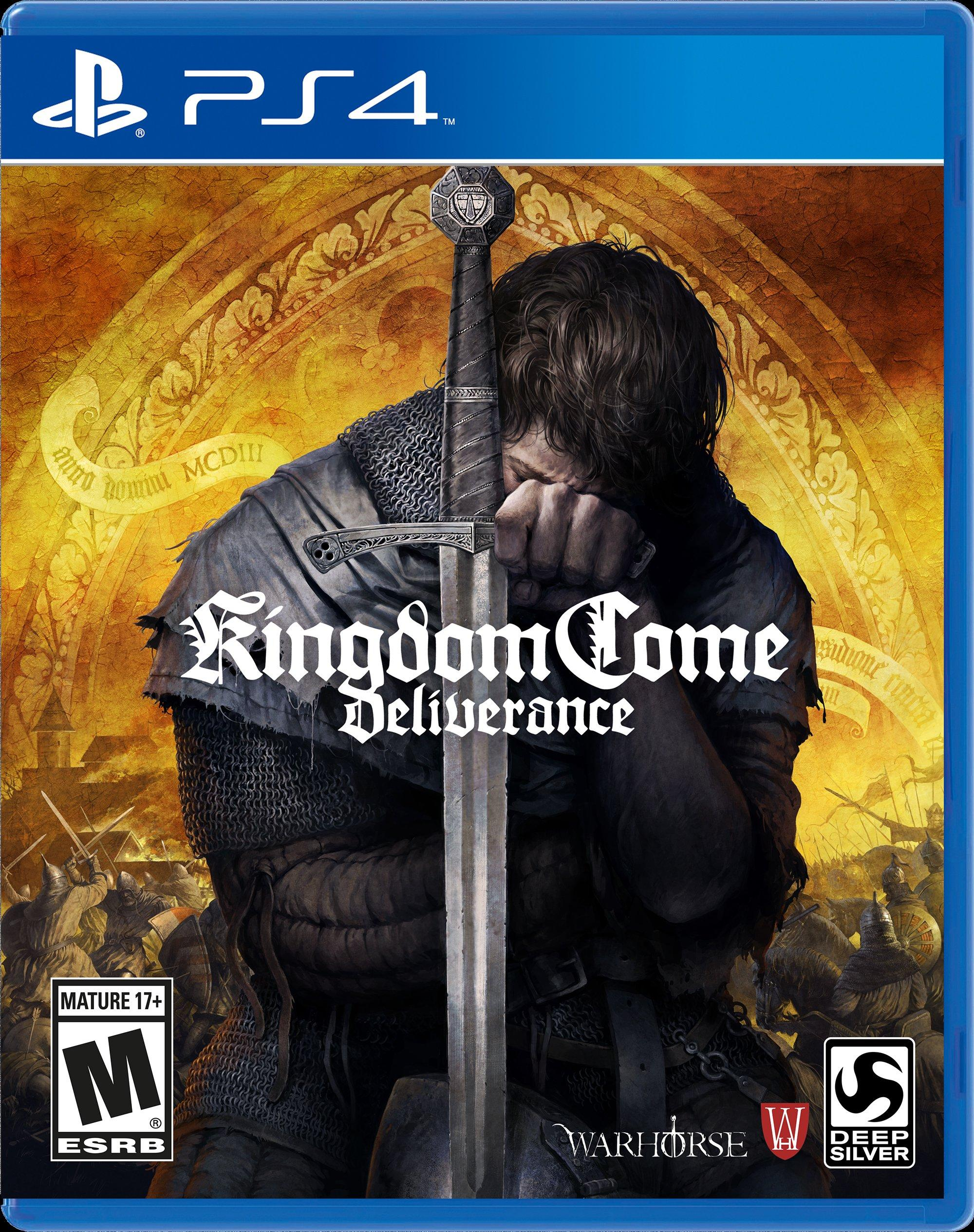 Kingdom Come Deliverance | PlayStation 4 | GameStop