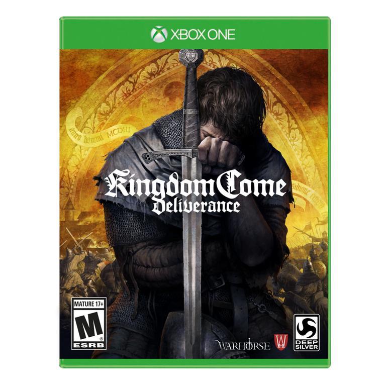 Trade In Kingdom Come: Deliverance | GameStop