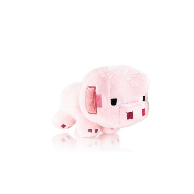 Minecraft Baby Pig Plush