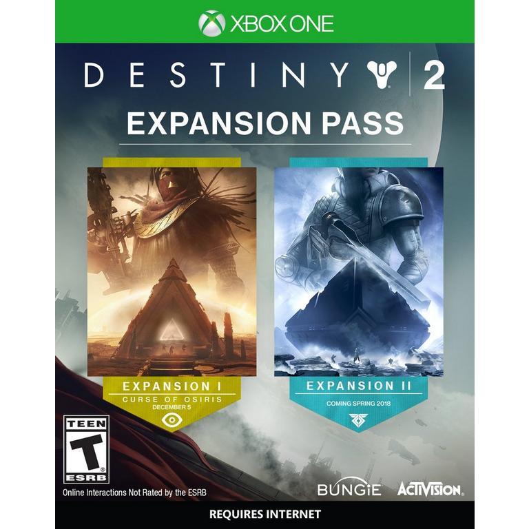 Destiny 2 Expansion Pass