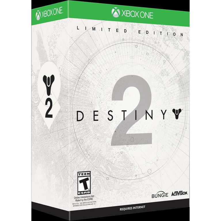 Destiny 2 Limited Edition - Only at GameStop | Xbox One | GameStop