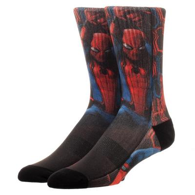 Marvel Spider-Man Crew Socks