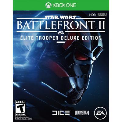 STAR WARS Battlefront II - Elite Trooper Deluxe Edition