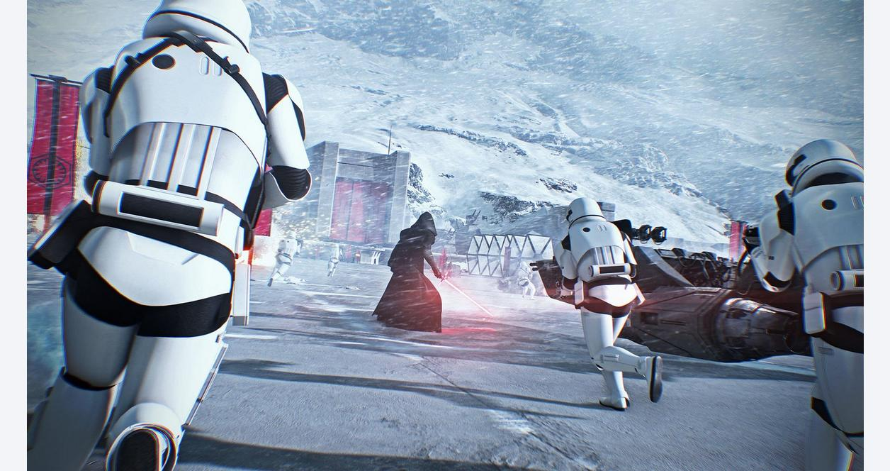 Star Wars Battlefront II 4,400 Crystals