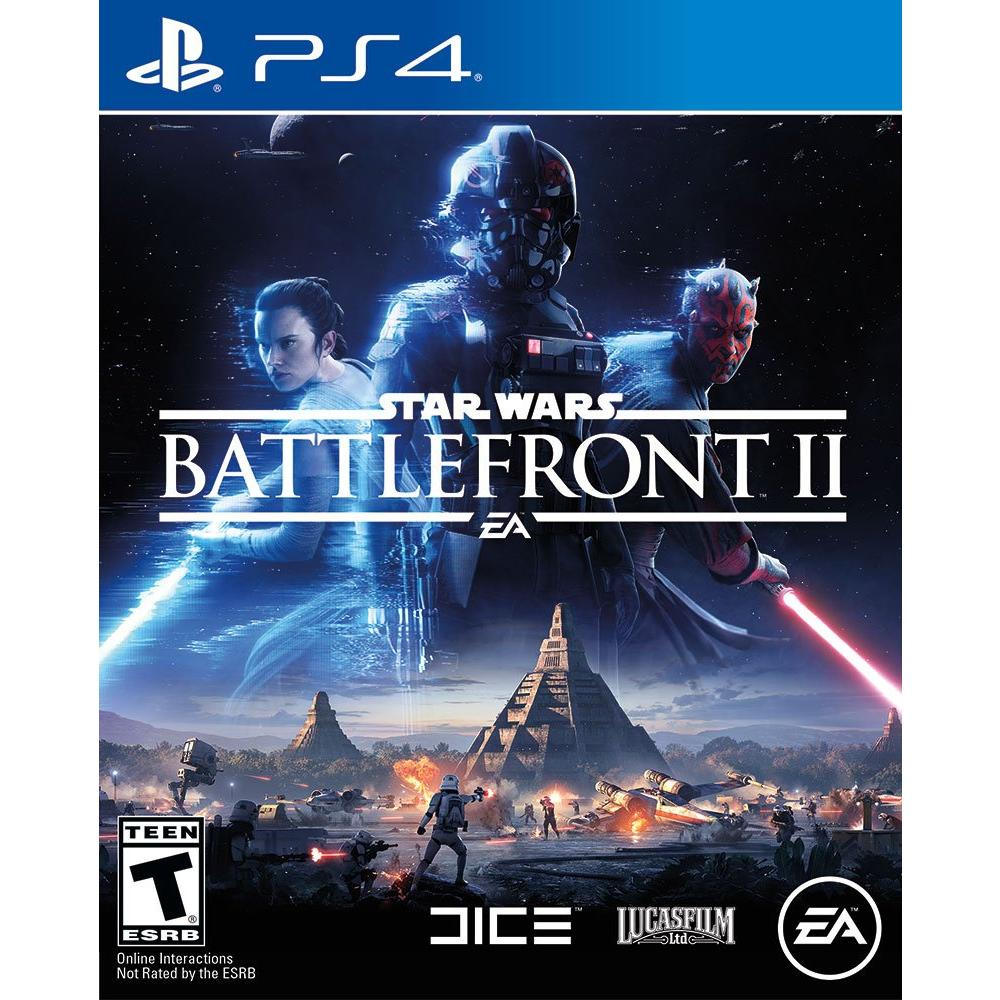 Star Wars Battlefront II | PlayStation 4 | GameStop