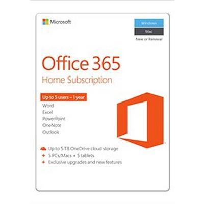 Microsoft Office 365 $99.99 eCard