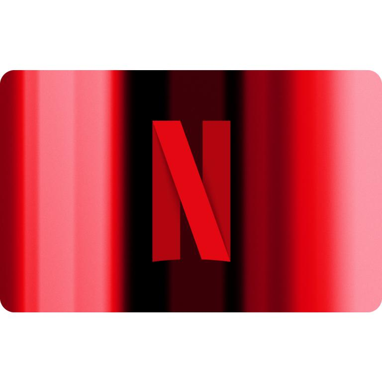InComm Digital Netflix $100 eCard Download Now At GameStop.com!