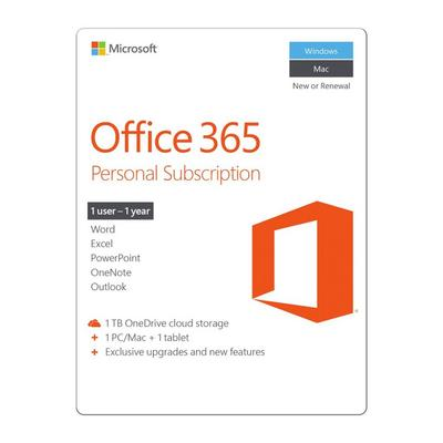 Microsoft Office 365 $69.99 eCard