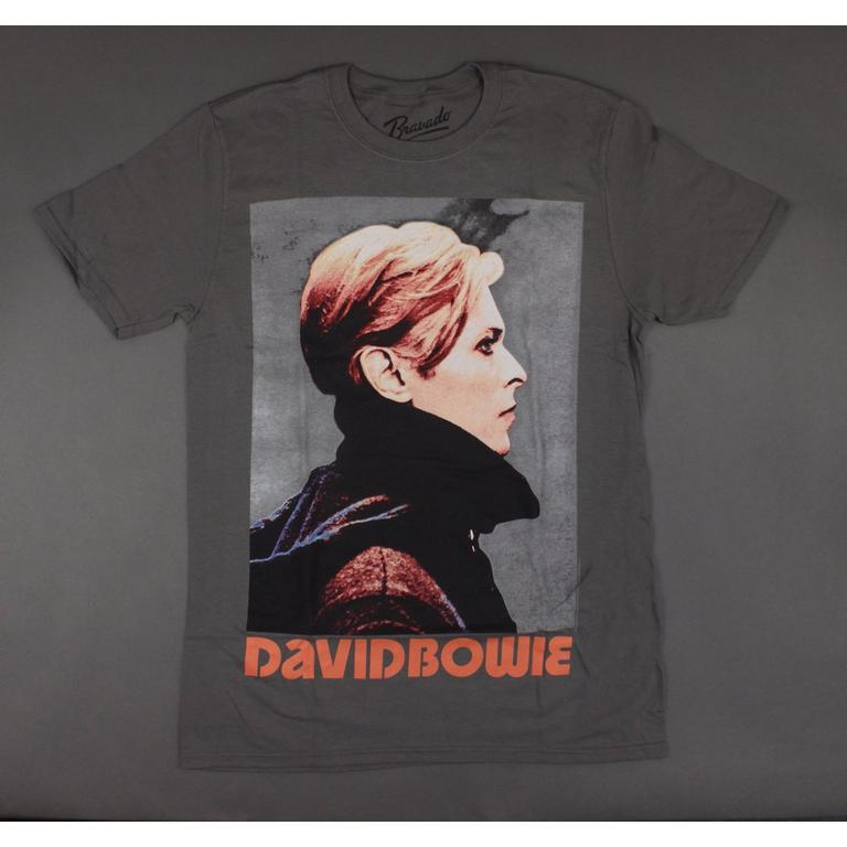 David Bowie Low Portrait Mens T-Shirt