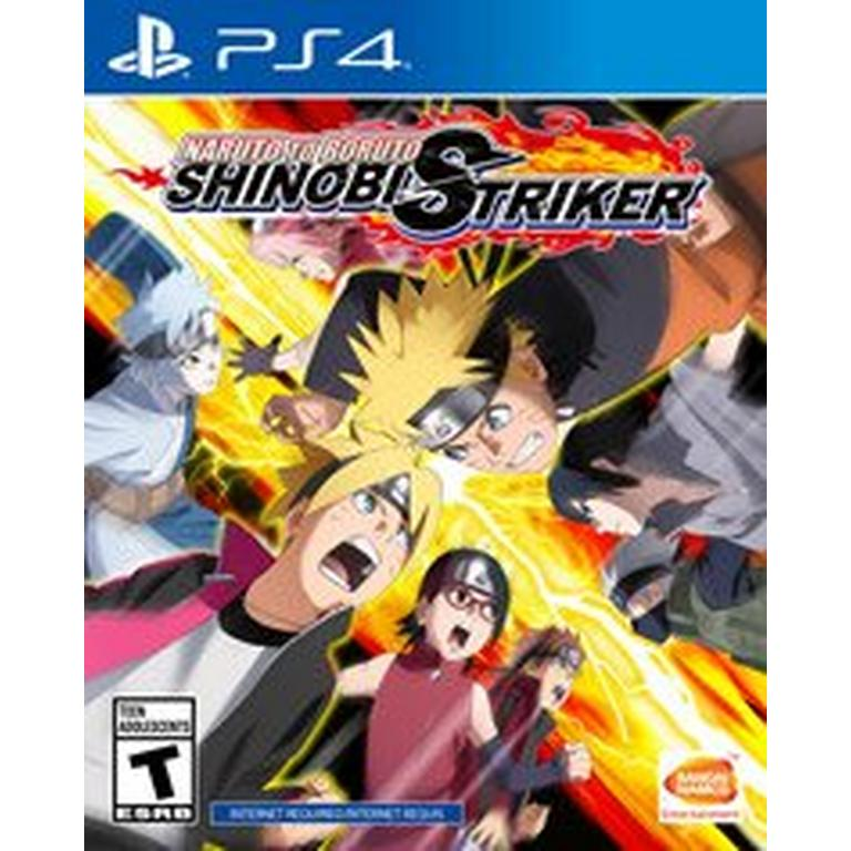 Naruto to Boruto: Shinobi Striker | PlayStation 4 | GameStop