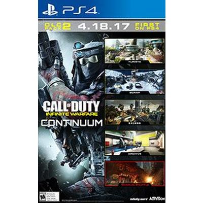 Call of Duty: Infinite Warfare Continuum Map Pack
