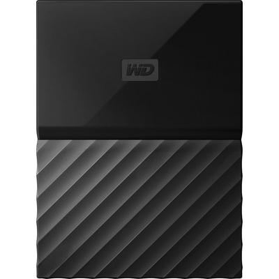 WD My Passport 4TB External Hard Drive