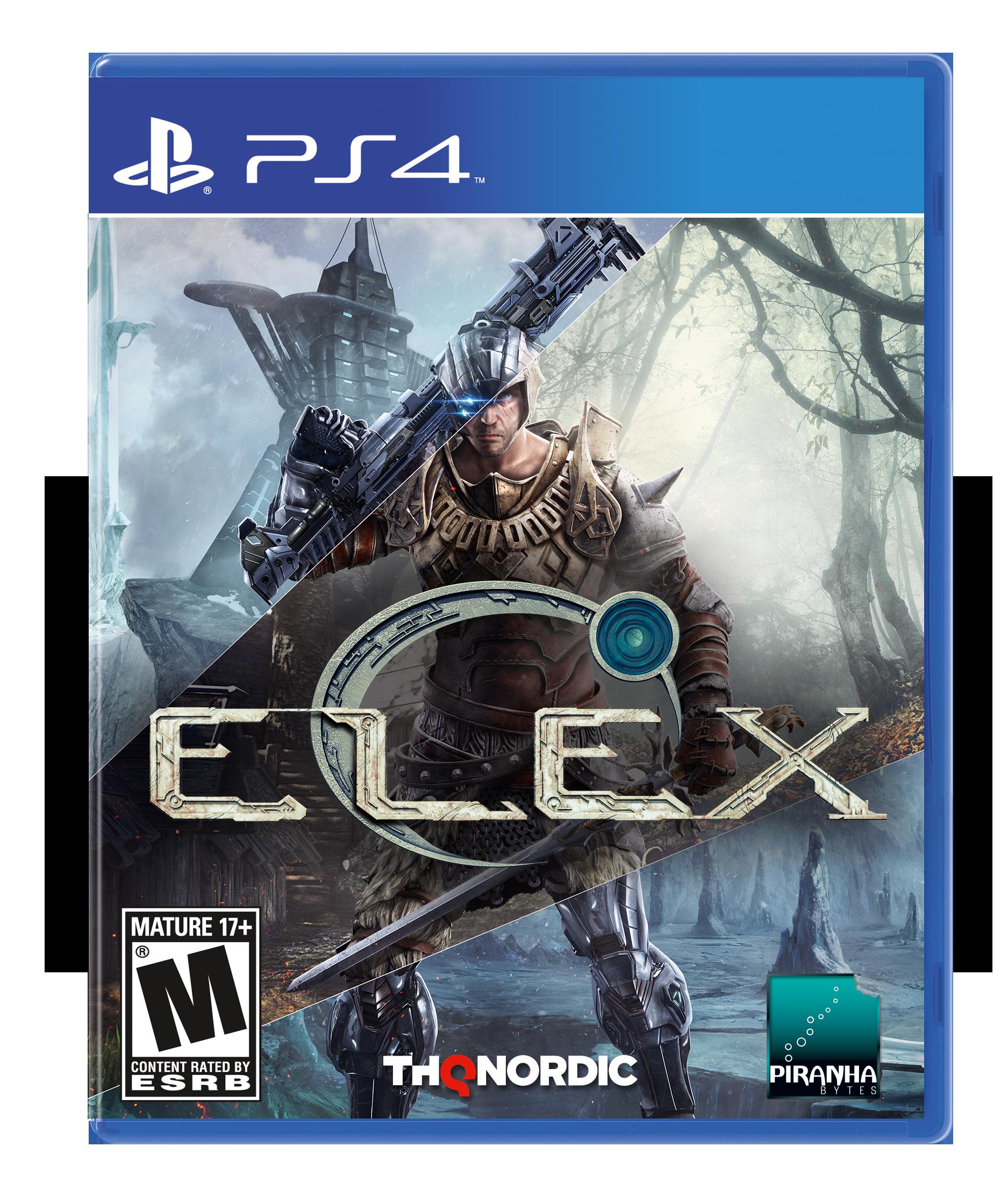 Elex | PlayStation 4 | GameStop