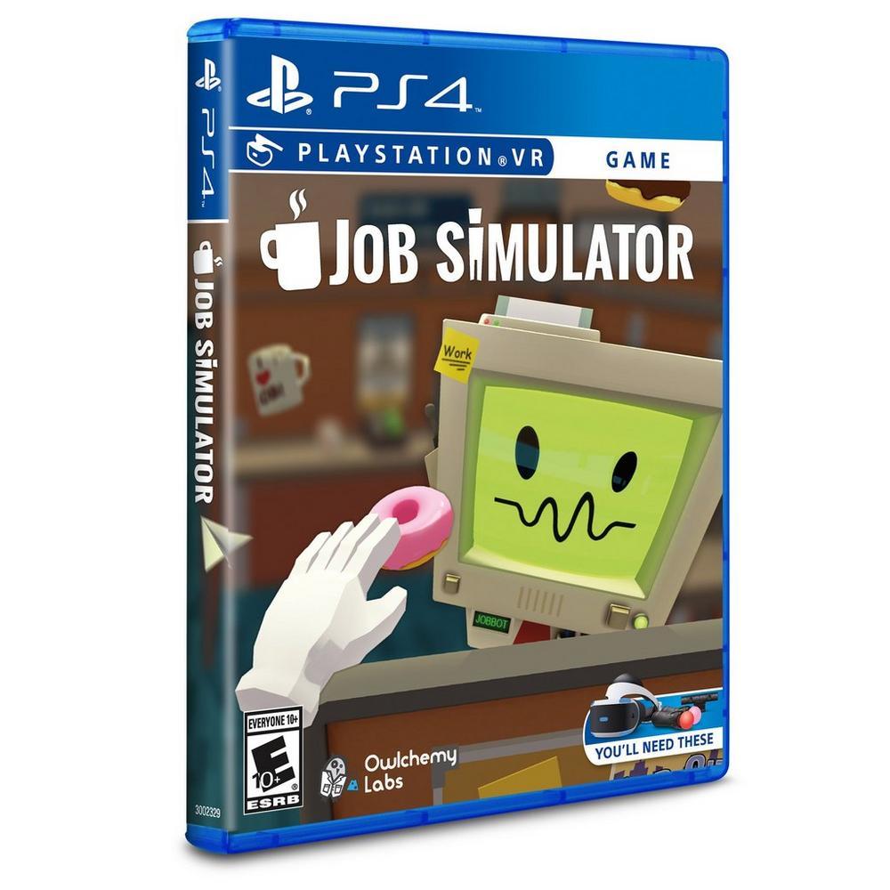 Job Simulator | PlayStation 4 | GameStop