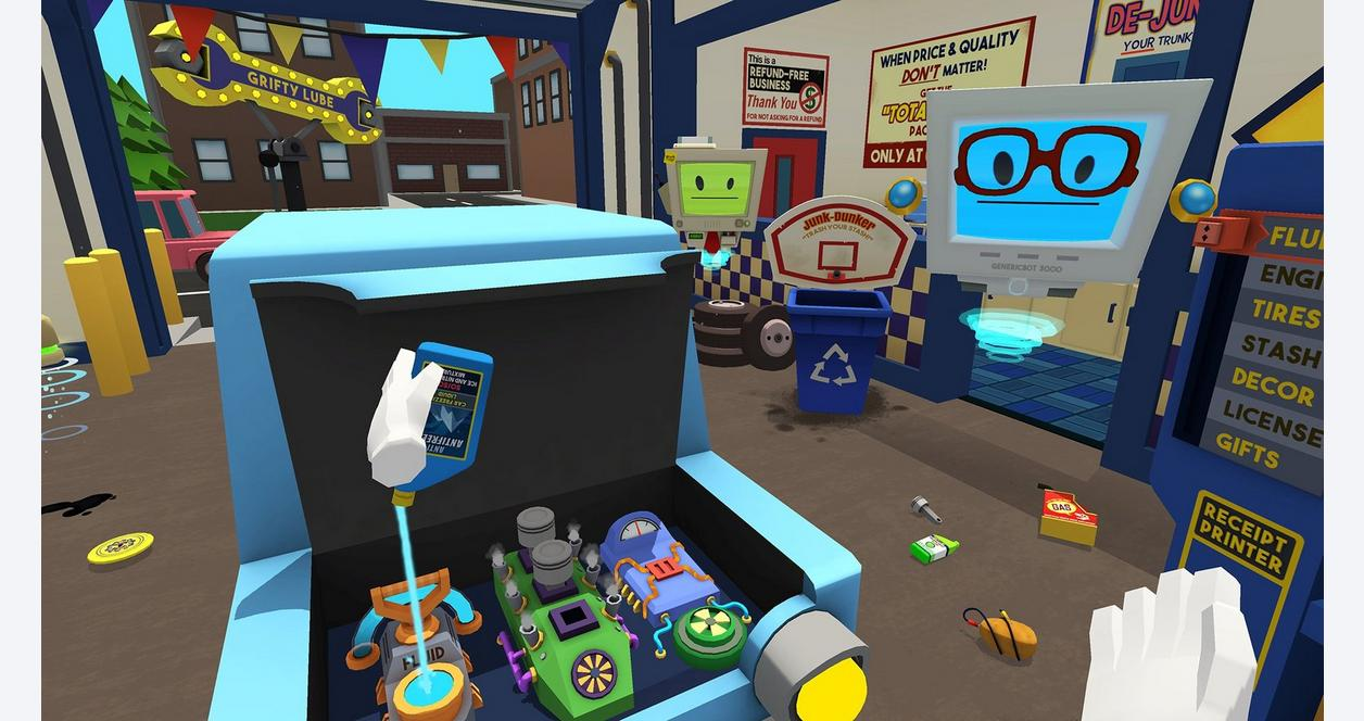 Job Simulator | PlayStation 4 | GameStop