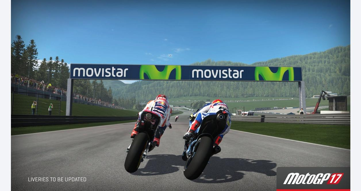 MotoGP17 - Only at GameStop