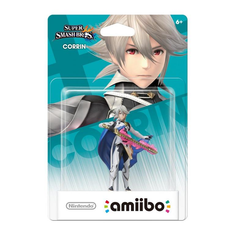 Super Smash Bros. Corrin amiibo Figure