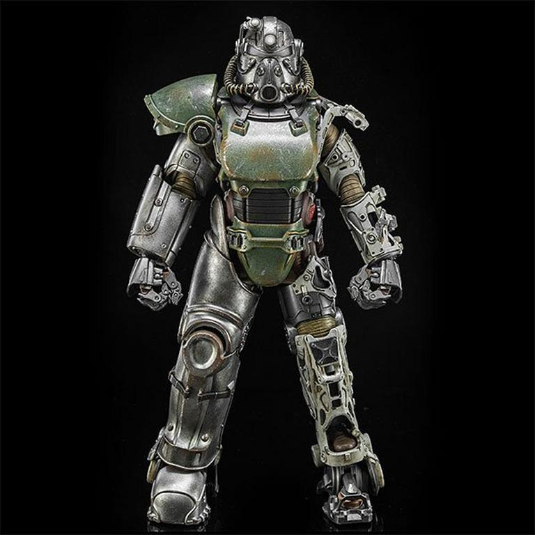 Fallout 4 T-51 Power Armor Action Figure