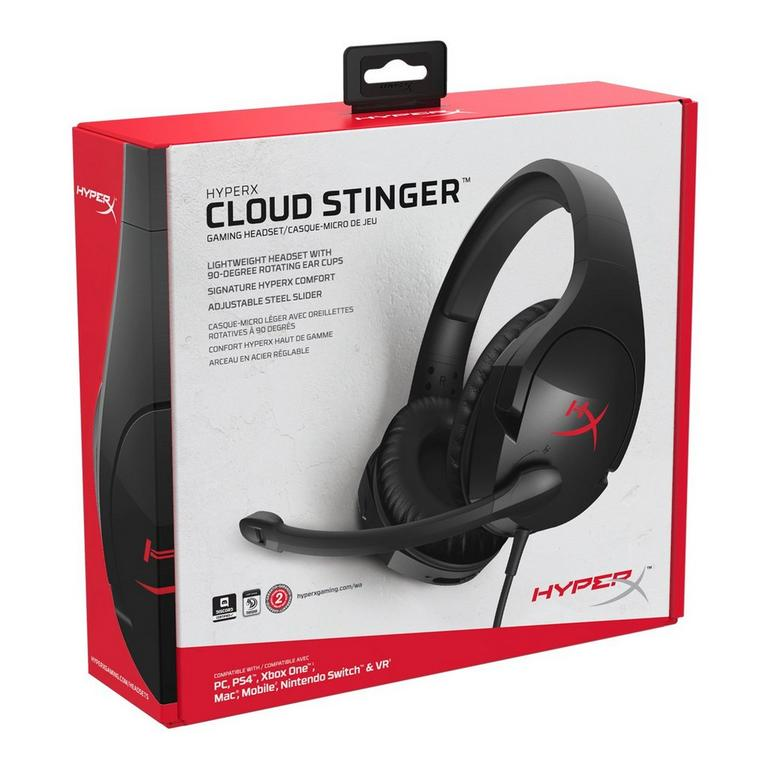 Cloud Stinger Wired Gaming Headset