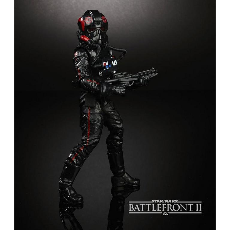 Star Wars: The Black Series - Battlefront II Inferno Squadron Agent Figure - Only at GameStop