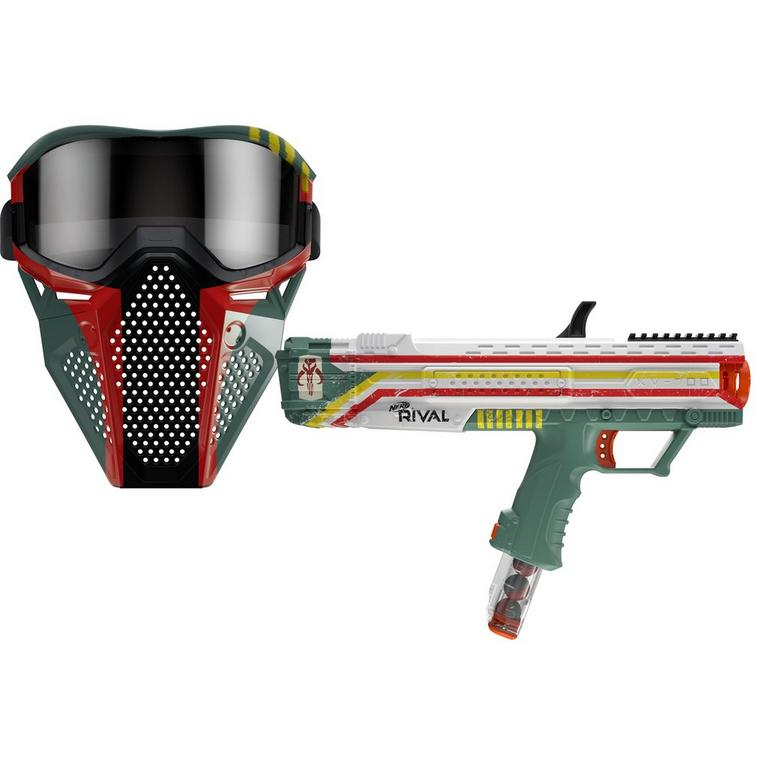 Nerf Rival Star Wars: Battlefront II Mandalorian Apollo XV-700 Blaster and Mask Only at GameStop
