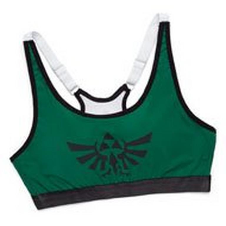 The Legend of Zelda Sports Bra