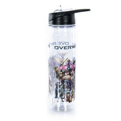Overwatch Character Water Bottle