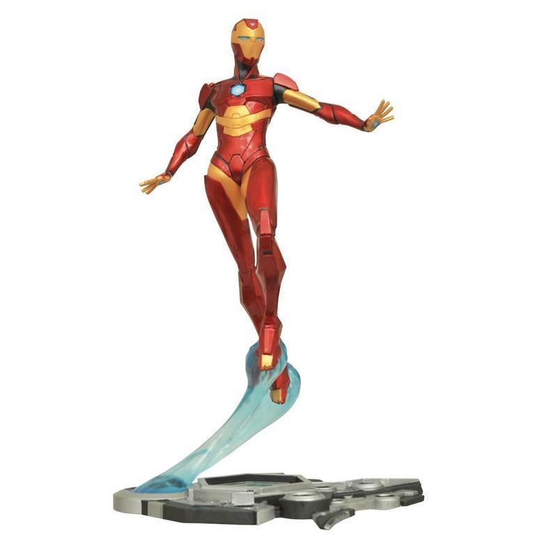 Iron Man Iron Heart Marvel Gallery Statue