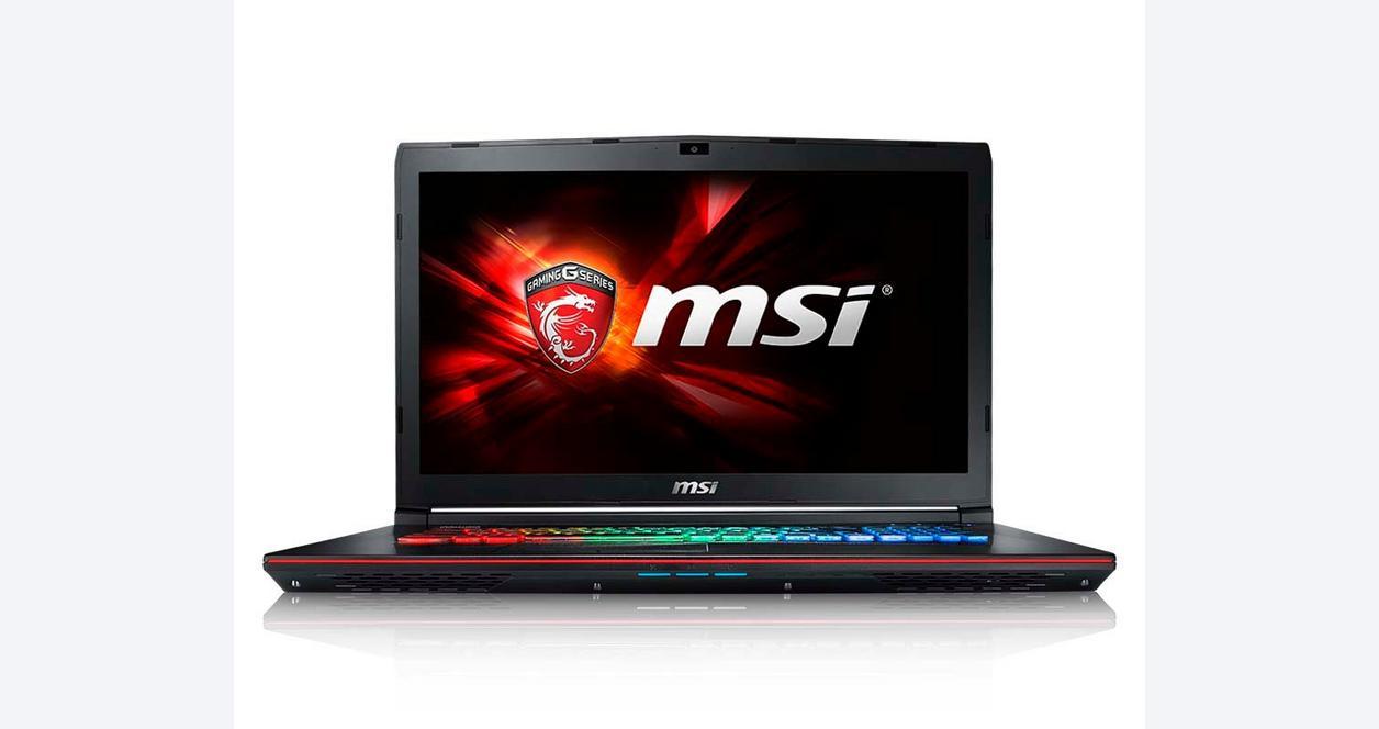 MSI GE72VR PC Gaming Laptop