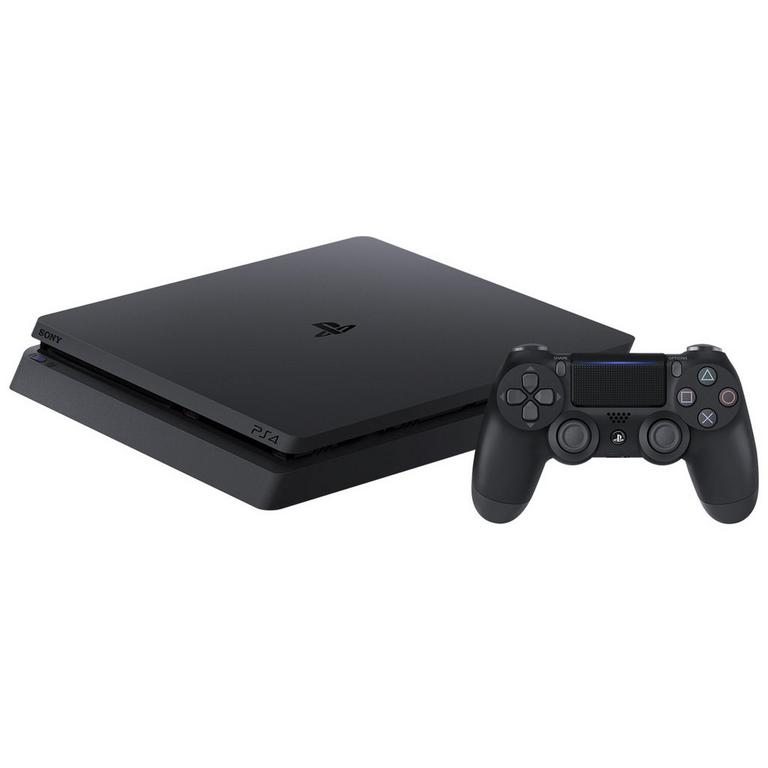 PlayStation 4 Slim Black 1TB Sony Computer Entertainment America