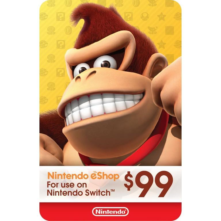 Nintendo eShop $99