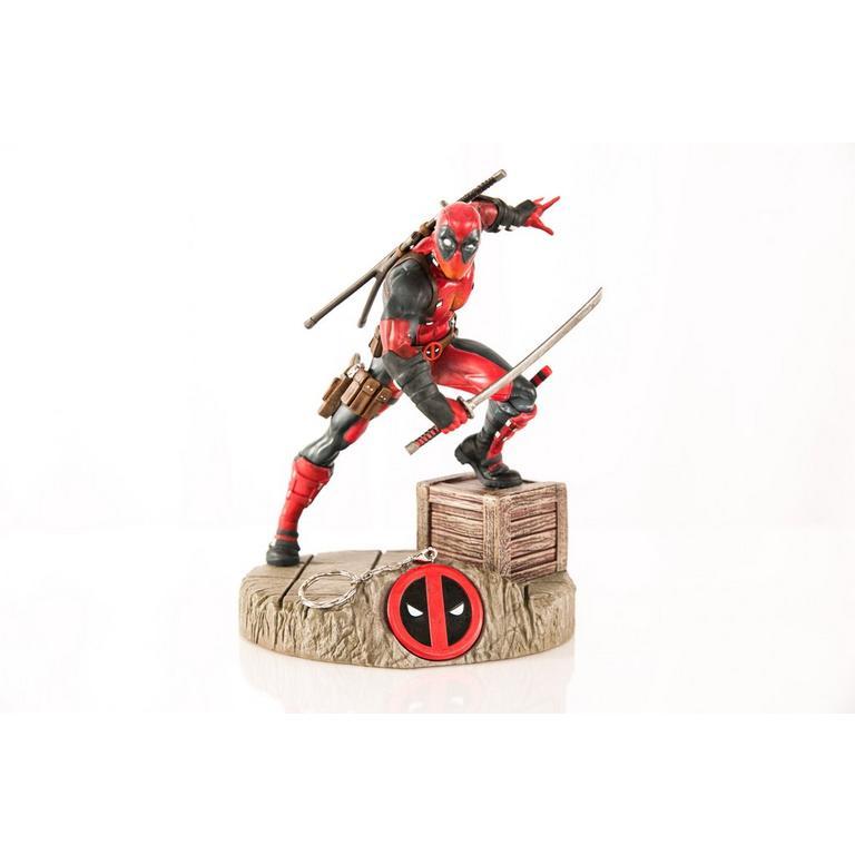 Marvel Deadpool Key Keeper Statue