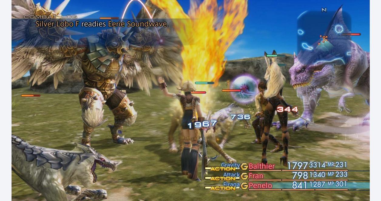 Final Fantasy XII: The Zodiac Age - Nintendo Switch   Nintendo Switch    GameStop