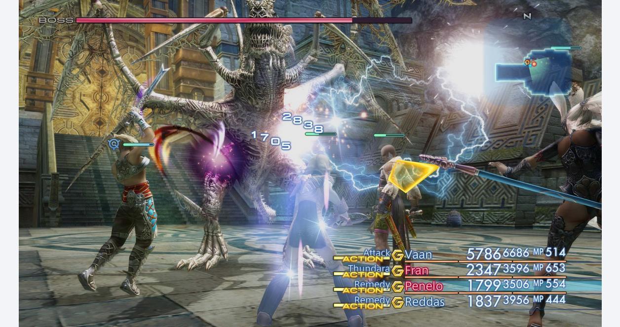 Final Fantasy XII: The Zodiac Age | PlayStation 4 | GameStop