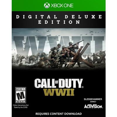Software c Call of Duty: WWII | GameStop