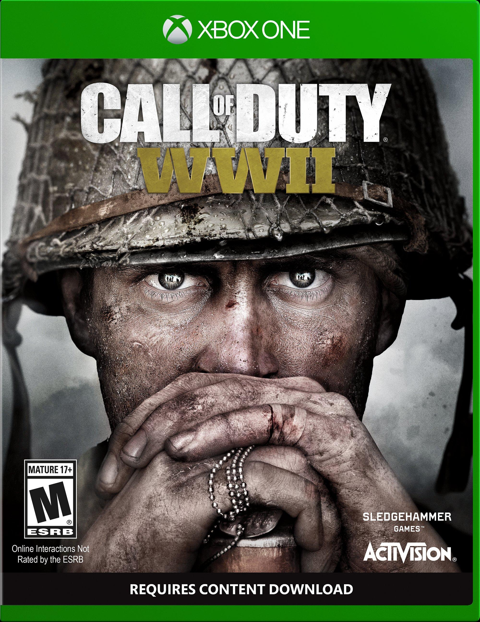 Call Of Duty Wwii Xbox One Gamestop