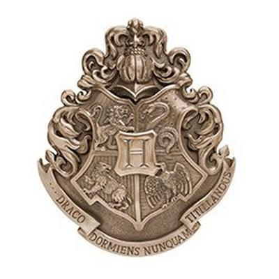 Harry Potter Polystone House Crests - Hogwarts