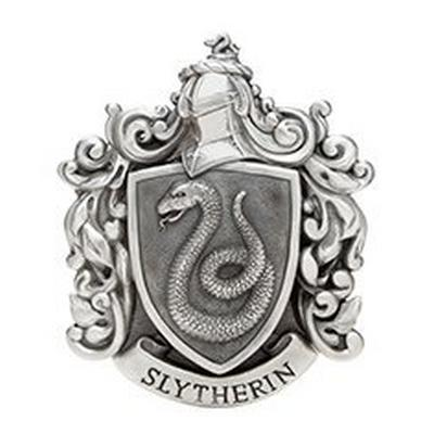 Harry Potter Polystone House Crests - Slytherin