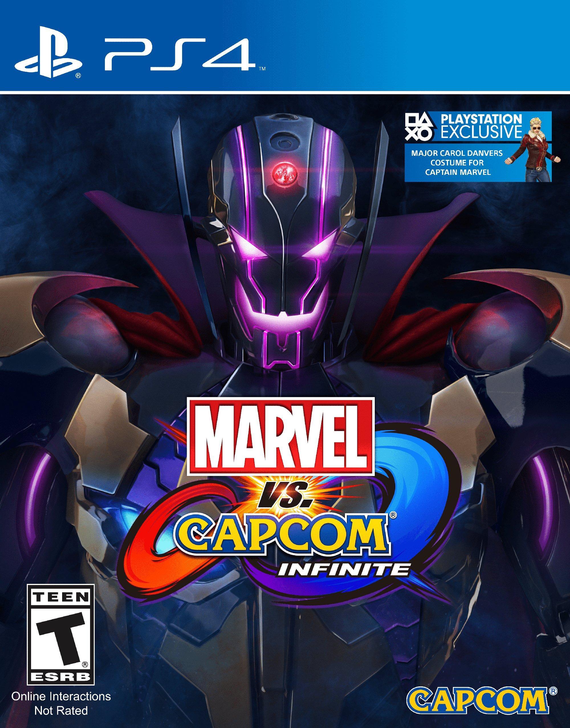Marvel vs Capcom: Infinite Deluxe Edition | PlayStation 4 | GameStop