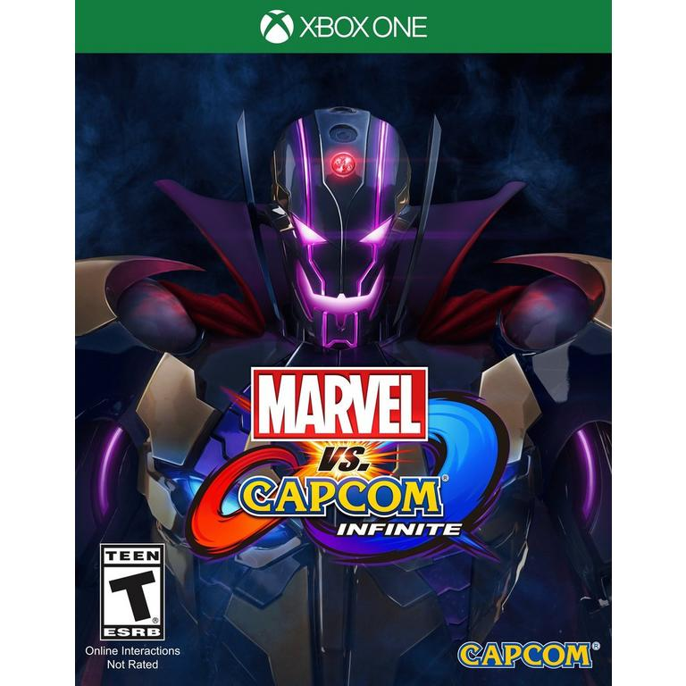 Marvel vs Capcom: Infinite Deluxe Edition