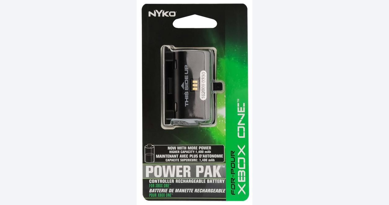 Xbox One Power Pak Rechargable Battery