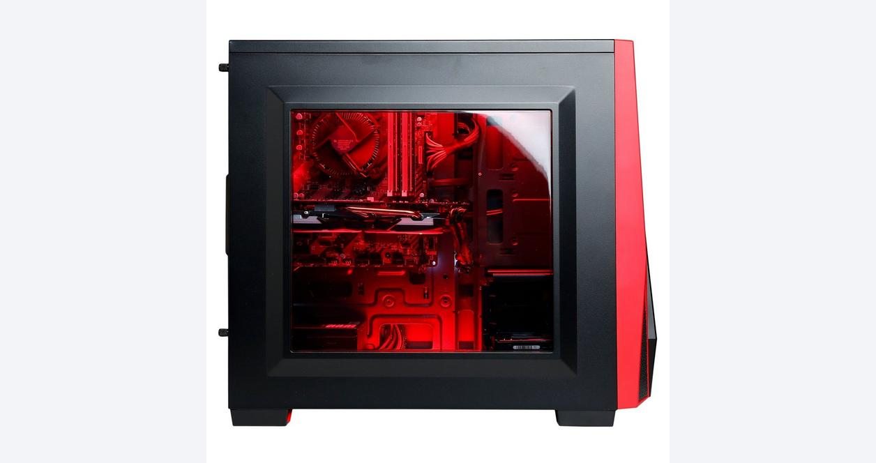 Gamer Master GMA2600GS with AMD Ryzen 5 1600 3.2GHz Gaming Desktop
