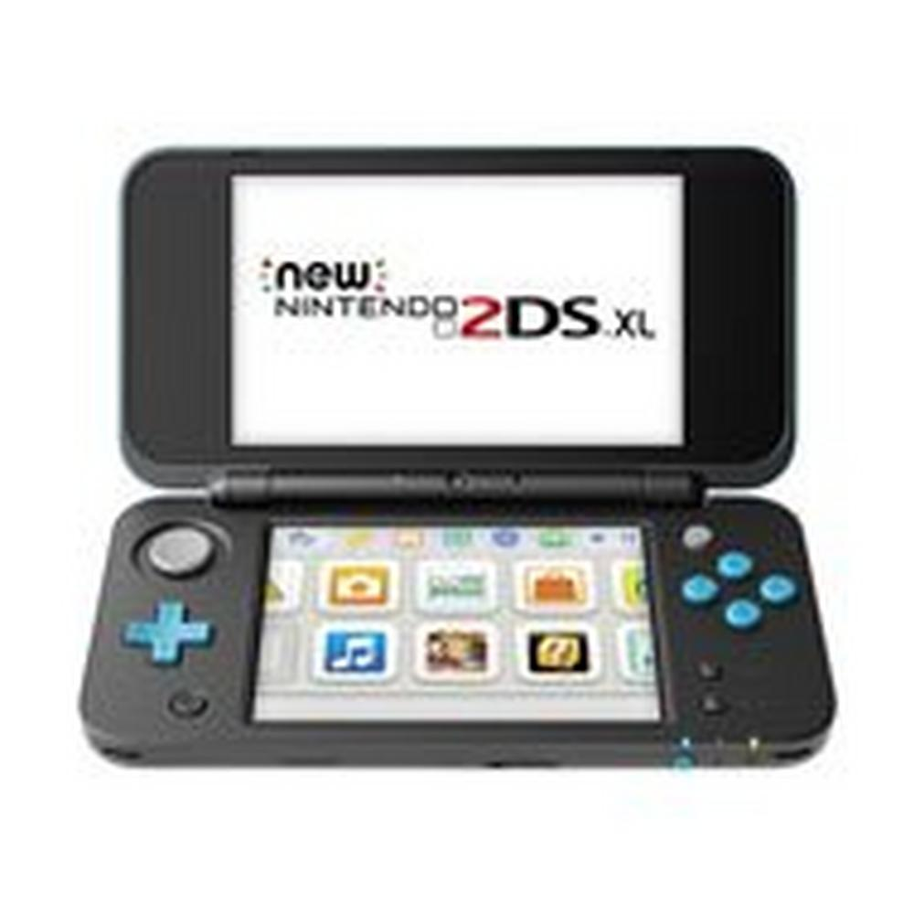 New Nintendo 2DS XL - Black and Turquoise | Nintendo 2DS | GameStop