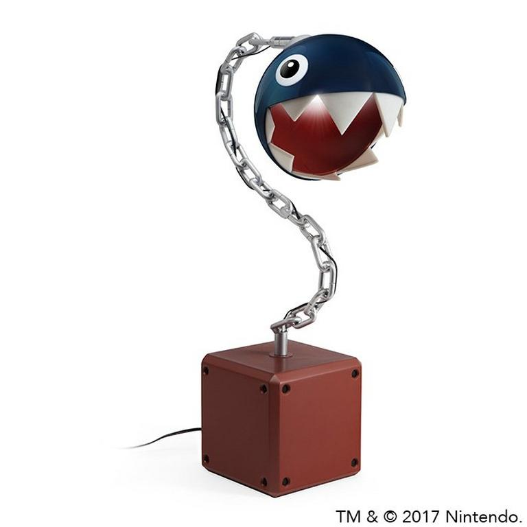 Super Mario Bros. Chain Chomp Lamp
