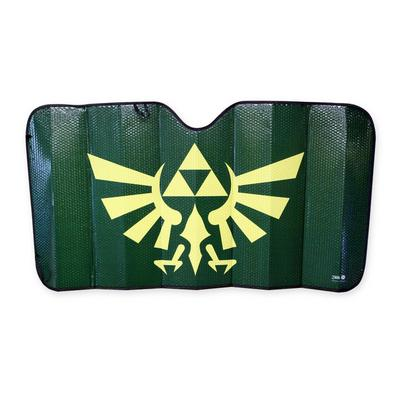 The Legend of Zelda Hyrule Car Sunshade