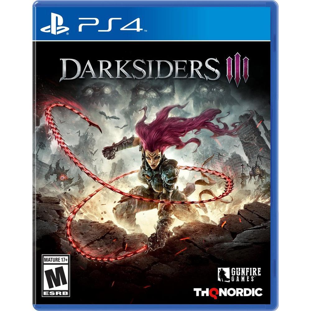 Darksiders III   PlayStation 4   GameStop