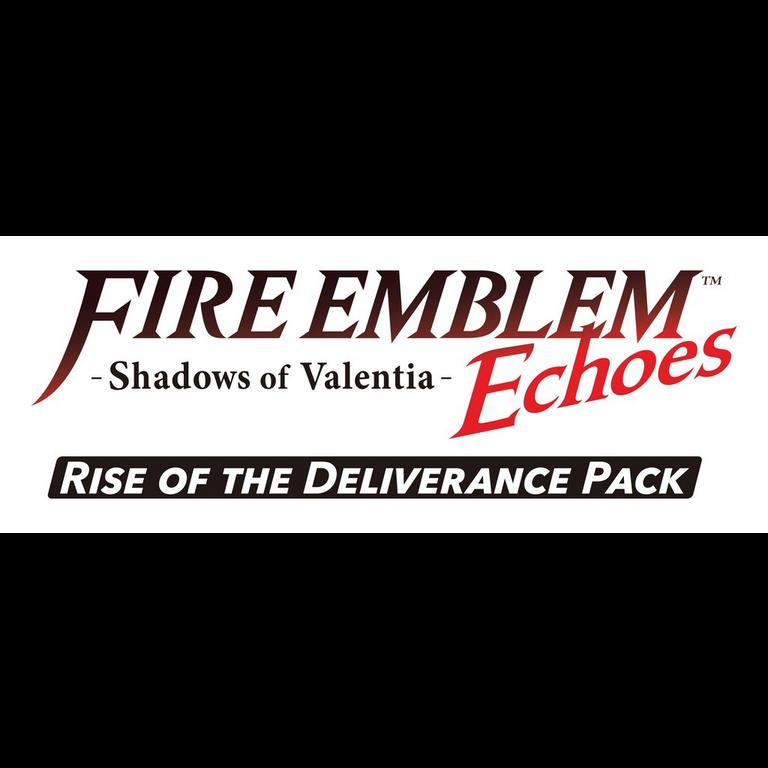 Fire Emblem Echoes: Shadows of Valentia DLC 4 - Rise of the Deliverance Pack
