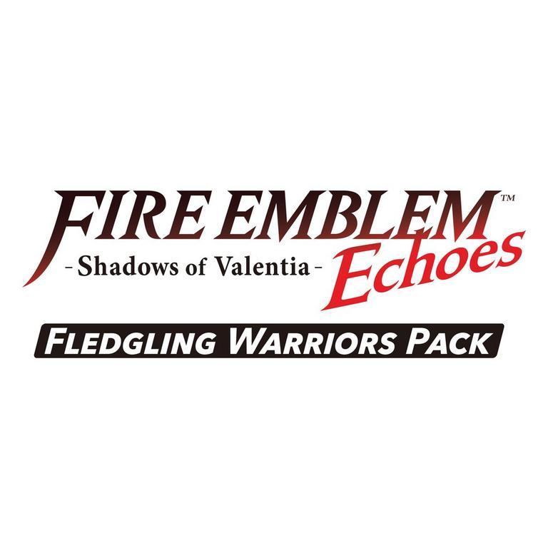 Fire Emblem Echoes: Shadows of Valentia DLC 1 - Fledgling Warriors Pack