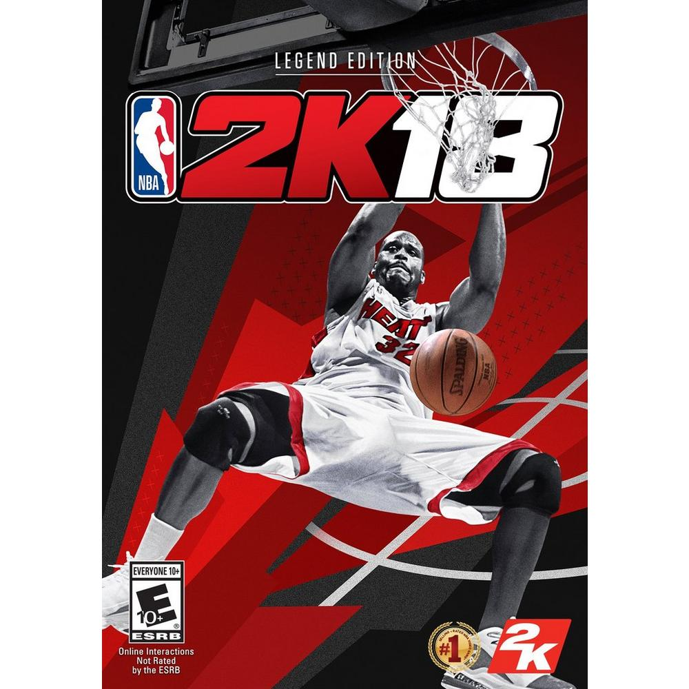 NBA 2K18 Legend Edition | PC | GameStop