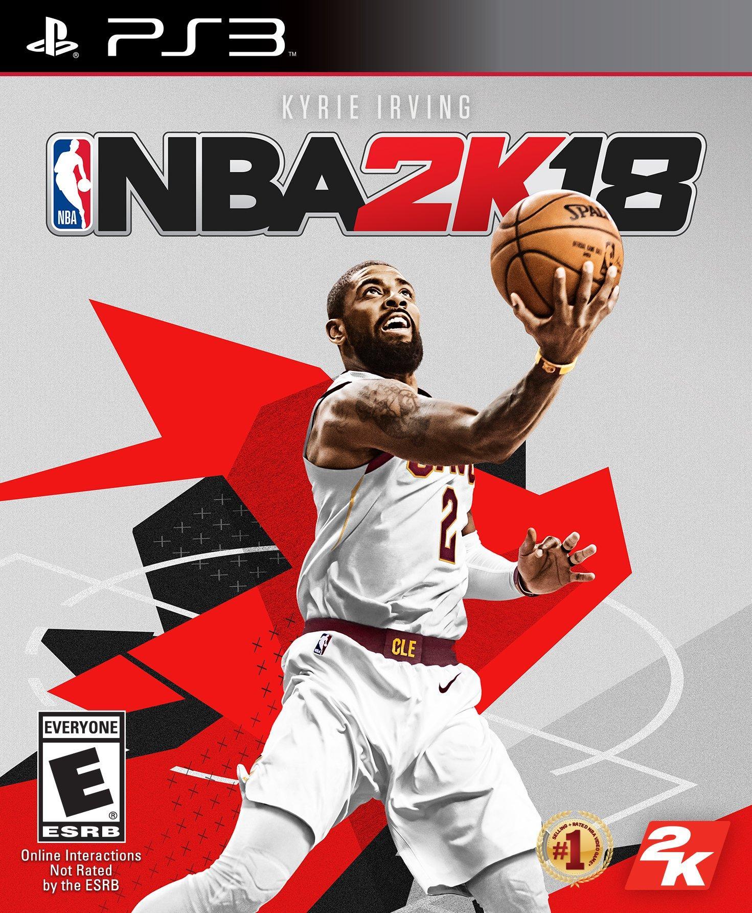 NBA 2K18 | PlayStation 3 | GameStop